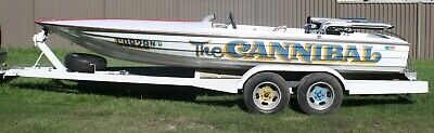 AU11000 • Buy Ski Boat 20ft With Trailer