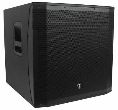 $999.99 • Buy New Mackie SRM1850 1600W 18  Powered Active Pro Subwoofer Sub
