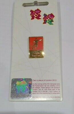 £6 • Buy 2012 London Olympic/Para Games 7 A Side Football Pin Badge Official Merchandise