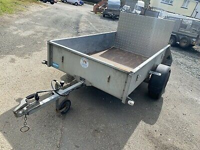 Single Axle Trailer 750kg Like Ifor Williams P6e • 750£