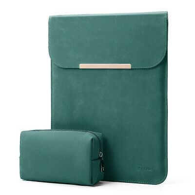 £16.99 • Buy Laptop Sleeve Case Cover For Macbook Pro 13 Air 13 Surface Faux Suede Leather
