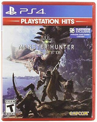 AU47.43 • Buy Capcom Entertainment Monster Hunter World --PS4
