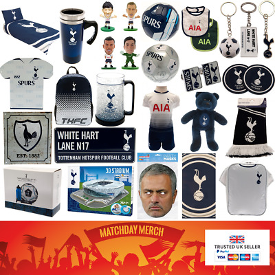 £18.46 • Buy Tottenham Hotspur FC Spurs Official Gift Idea Selection For Christmas & Birthday
