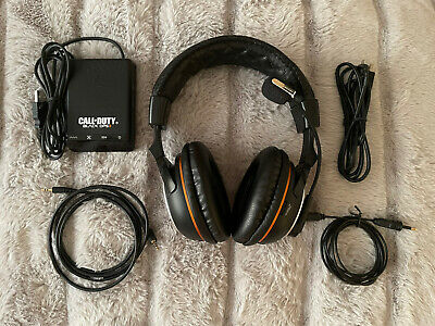 £90 • Buy Turtle Beach Call Of Duty Black Ops II X-ray Wireless Headset *Limited Edition*