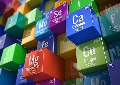 AU21.74 • Buy 251778 3D Periodic Table Science Chemistry PRINT POSTER WALL DE