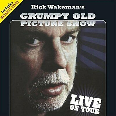 Rick Wakeman-grumpy Old Picture Show (cd+dvd) Cd New • 4.99£