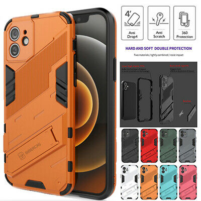 AU13.99 • Buy For IPhone 13 12 11 Pro Max XS XR SE 8 7 Plus Armor Case Rugged Heavy Duty Cover