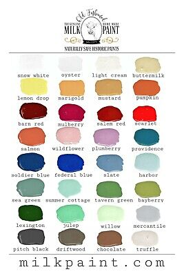 $12.35 • Buy Old Fashioned Milk Paint Co. - Milk Paint Powder - FREE SHIPPING