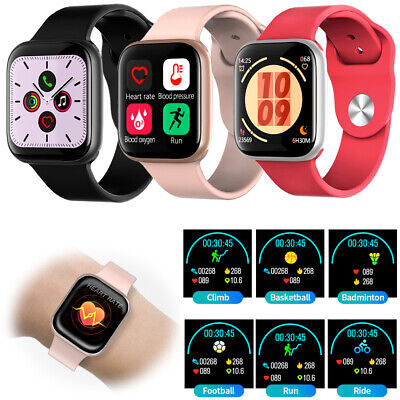 $ CDN36.78 • Buy Smart Watch Bluetooth Heart Rate Messages Reminder For Apple IPhone Samsung LG