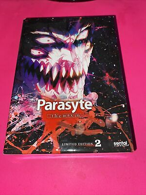£46.86 • Buy Parasyte: The Maxim: Collection 2 (Blu-ray/DVD, 2016, Limited Edition Box Set)