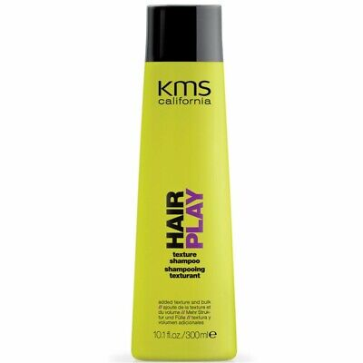 AU26.66 • Buy KMS Hair Play Texture Shampoo 300ml
