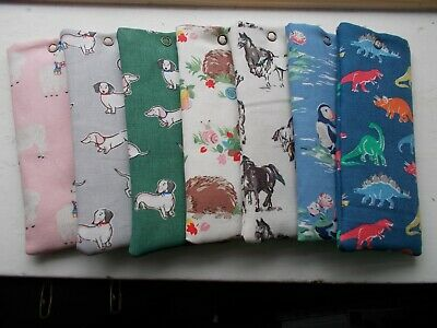 £4 • Buy Handmade Soft Padded Spectacle Pouch / Glasses Case - Cath Kidston Animals