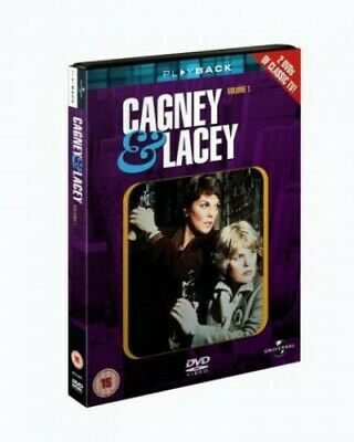 £4.80 • Buy Cagney And Lacey, Vol. 1 [DVD] [1982] - DVD  RLLN The Cheap Fast Free Post