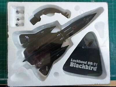Atlas Editions Lockheed Sr-71 Blackbird, Military Giants Of The Sky. • 6.99£