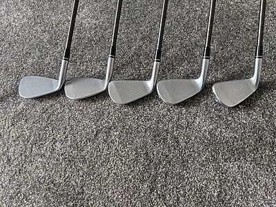 Taylormade 2017 P790 Irons 6-pw Regular Recoil Es 760 F3 Graphite Shafts + 0.5  • 250£