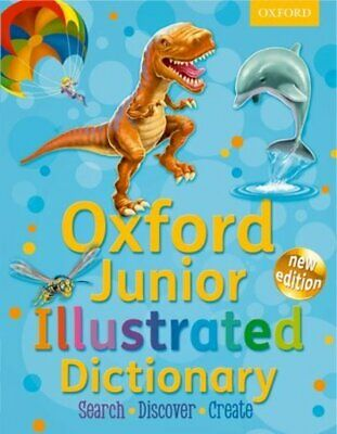 £3.97 • Buy Oxford Junior Illustrated Dictionary By Oxford Dictionaries (Hardback)