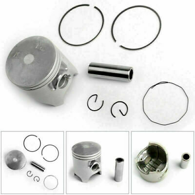 $20.99 • Buy Piston Kit -  Bore Size Ø57.15mm Fit For YAMAHA TZR125 1987-1994 TDR125 +0.75MM