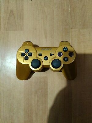 Gold Ps3 Controller • 13.90£