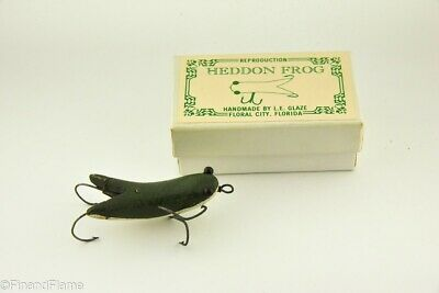 $ CDN15.69 • Buy Contemporary Heddon Minnow Fishing Lure In Box LC10