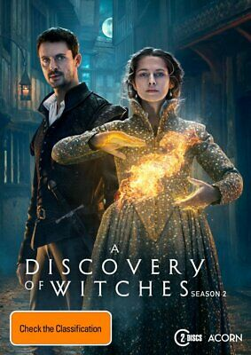 AU30.29 • Buy A Discovery Of Witches - Season 2 DVD