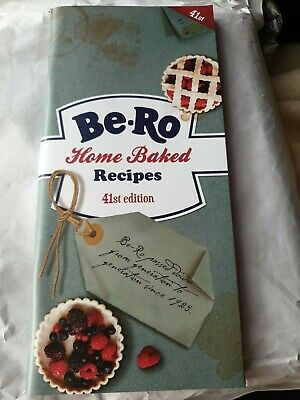 Be-Ro Home Baked Recipe Book 41st Edition. • 6£