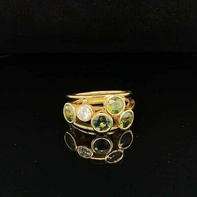 AU1800 • Buy Sapphire And Diamond Ring Yellow Gold