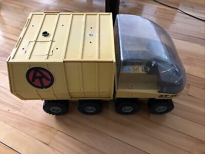 $ CDN111.73 • Buy  GI Joe Adventure Team Mobile Support Vehicle Set - 1972 Hasbro