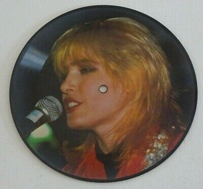 THE FALL / BRIX E SMITH Limited Edition 7  INTERVIEW PICTURE DISC C.1989 • 2.99£