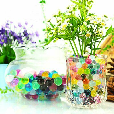 AU8.93 • Buy 10000 Orbeez Crystal Pack Gel Balls Vase Filler Beads Spa Refill Magic Gift Uk