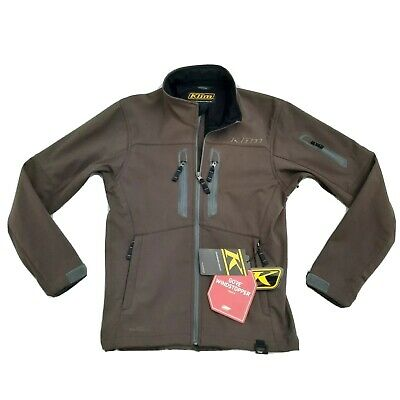 $ CDN217.64 • Buy New Klim Inversion Jacket Brown Size Small 3349-005-120-900 Wind Stopper $229.99