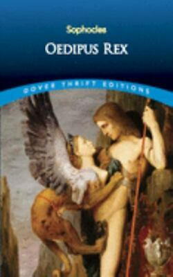 AU5.23 • Buy Oedipus Rex (Dover Thrift Editions) By Sophocles