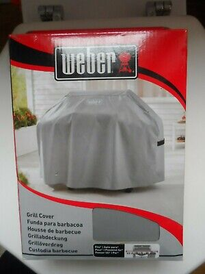 $ CDN93.96 • Buy Weber 7179 Premium Grill BBQ Cover Fits Genesis II And 300 BNIB