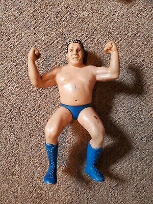 AU39.33 • Buy 1986 WWF Wrestling LJN Andre The Giant With Short Hair Vintage Figure