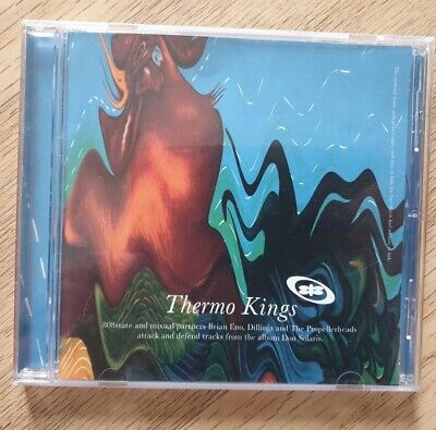 Thermo Kings. 808 State,Brian Eno,Dillinja, Propellerheads. Cd • 5£