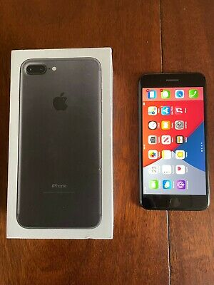 Apple IPhone 7 Plus 32GB A1784 Vodafone - Black • 100£