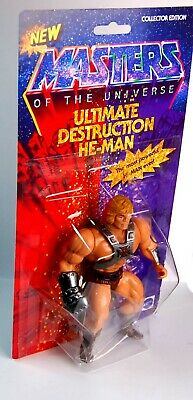 $94.74 • Buy ULTIMATE DESTRUCTION HE-MAN. VINTAGE CUSTOM Masters Of The Universe MOTU He-man