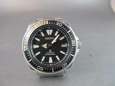 $ CDN261.29 • Buy  Seiko Prospex Samurai Diver's Automatic SRPB51 All Steel On Bracelet NO RESERVE
