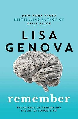 AU25.85 • Buy NEW Remember By Lisa Genova (Paperback) FREE Shipping