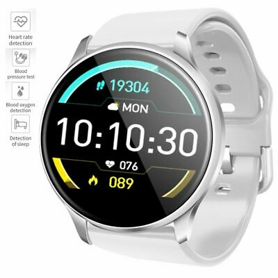 $ CDN32.18 • Buy Sports Smart Watch Fitness Tracker Pedometer Heart Rate Monitor For Android IOS
