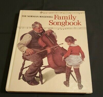 $ CDN25.04 • Buy The Norman Rockwell Family Songbook 1984.  253 Page's