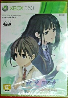 AU348.17 • Buy Memories Off: Yubikiri No Kioku Xbox 360 NTSC-J US Seller Hong Kong Version