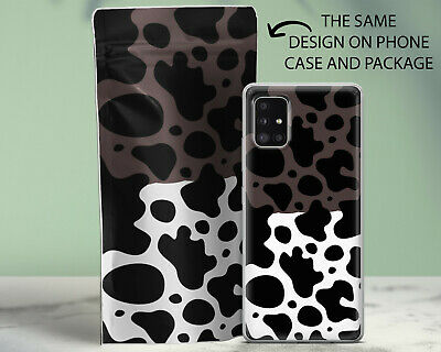 AU10.78 • Buy Cow Freckles Phone Case Animal Print Cover For Samsung A12 A21s A51 A71
