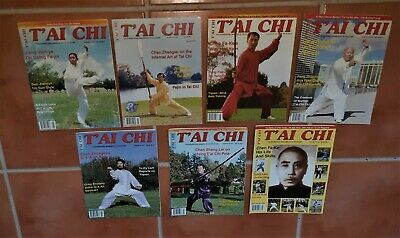 $4.60 • Buy Tai Chi Magazine Collection From The 2000s