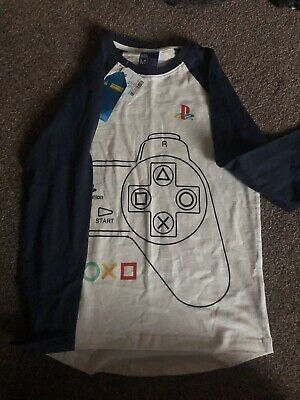 Next Playstation T-shirt - Size 9 Years • 0.99£