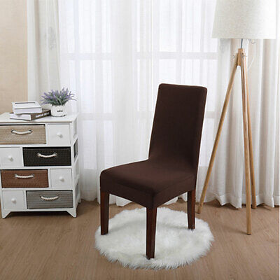 AU2.04 • Buy Dining Chair Covers Spandex Cover Stretch Washable Wedding Banquet Party