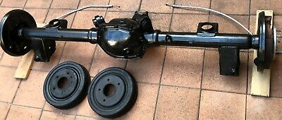 AU500 • Buy Holden HQ-HJ-HX-HZ GTS Monaro 2.78 Salisbury 10 Bolt Diff With Axles & Brakes