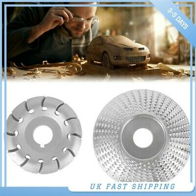 £12.78 • Buy 4  12 Tooth Grinder Disc Chain Saw For Wood Carving Disc Cutting Tools 65*16mm