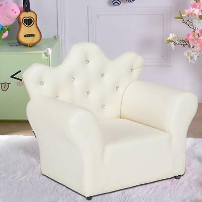 £49.95 • Buy Mini Sofa Kids Chair Children Armchair Toddlers Seating Chair Set Footstool Gift