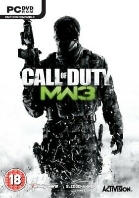 Call Of Duty: Modern Warfare 3 (PC) Shoot 'Em Up Expertly Refurbished Product • 28.31£