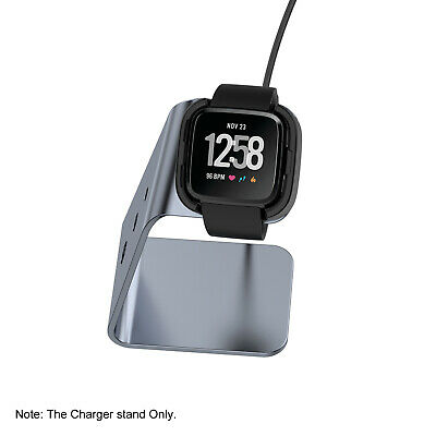 $ CDN16.84 • Buy Charger Stand Compatible With Fitbit Versa/Fitbit Versa Lite/Fitbit Versa S3E5
